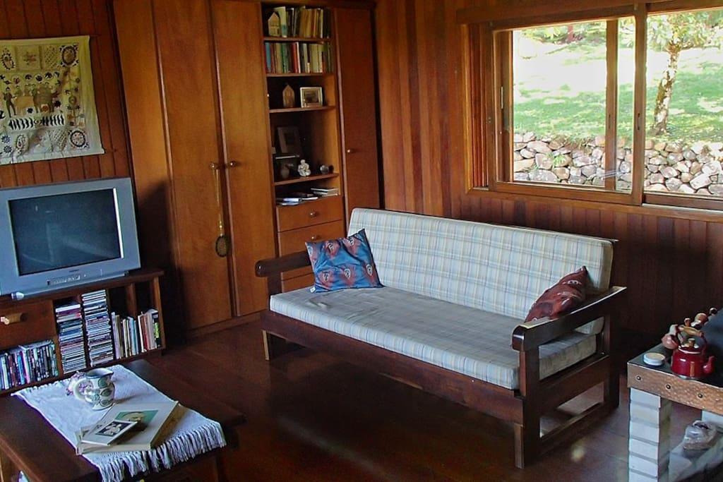 Sala estar (sofá cama)