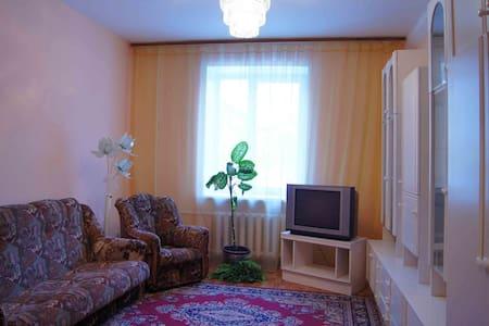 Общая комната - Korolev - 公寓