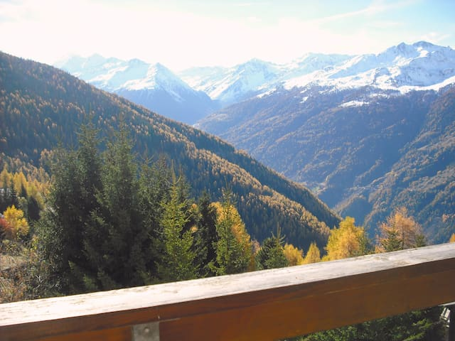 Appartement 2-4 personnes, Soleil (Phone number hidden by Airbnb)
