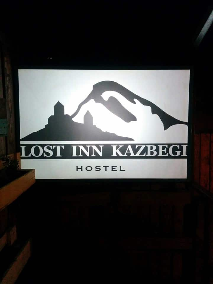 LOST INN KAZBEGI