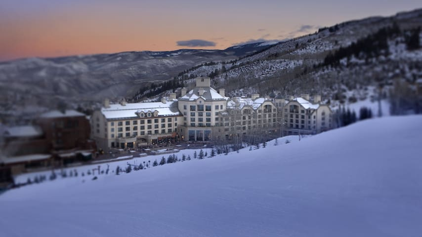 Private Residence at Park Hyatt Beaver Creek, CO