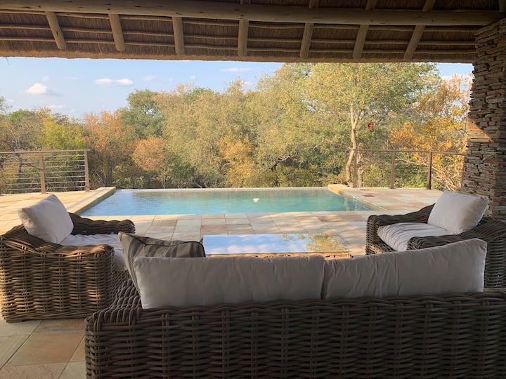Comfort in the bushveld close to Kruger Park