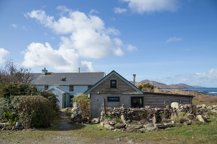 Shore Cottage on the Beara Way, Wild Atlantic Way. - Cork - Haus