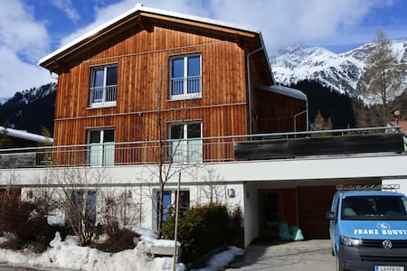 Ibex Lodge -- Studio 2 people (2nd floor) - Sankt Anton am Arlberg