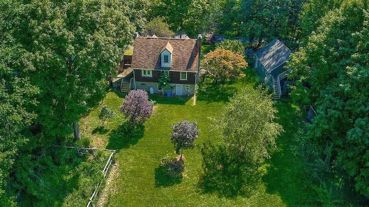 Newly Renovated Home at Edge of Nature Preserve