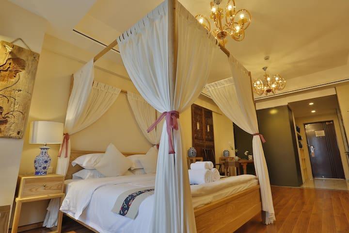 西关风格大床房 - Jiangmen - Apartment