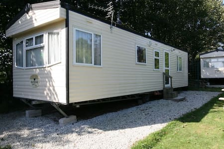 Delightful 2 bedroom static caravan - Otterham - Άλλο