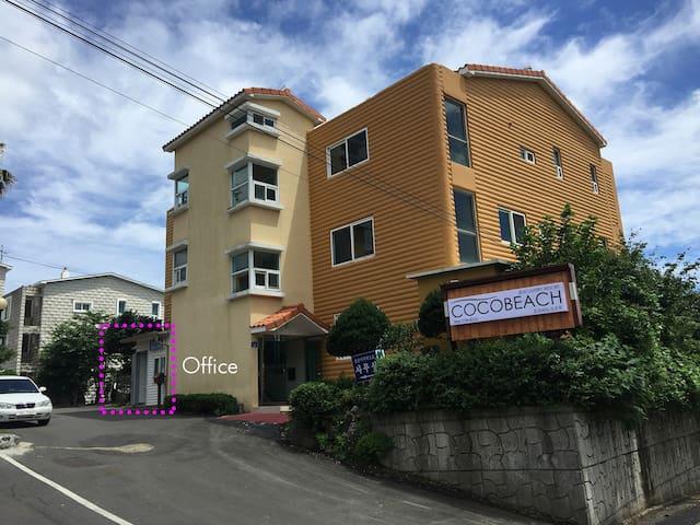 Entrance & Office