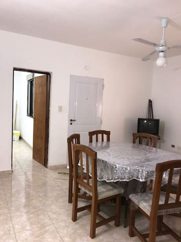 Departamento impecable! 2 dorm., 6 ocupantes!