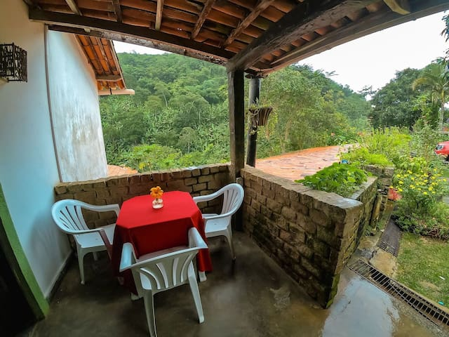 Casa Saíra Recanto de Serra
