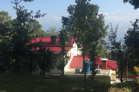 Himalayan View Family Cottage - Kausani - Bungalow