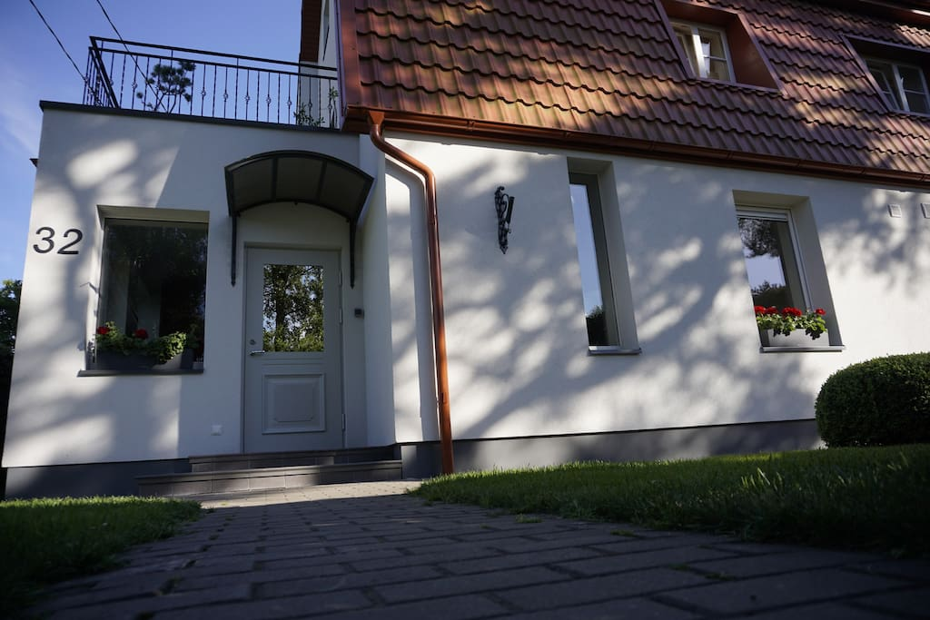 The Guest House Up Front