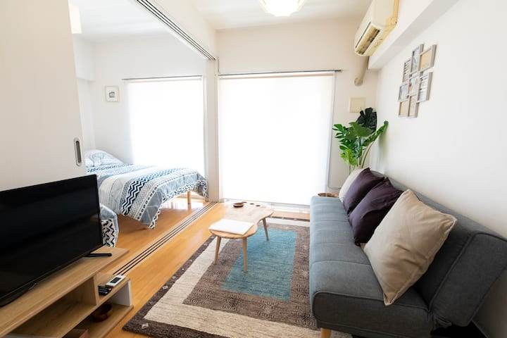 CANAL CUBE G2* View+ mWiFi* Clean* Location+ 6ppl*
