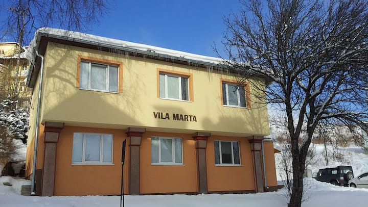 Vila Marta, Cozy Guesthouse in the Tatra Mountains