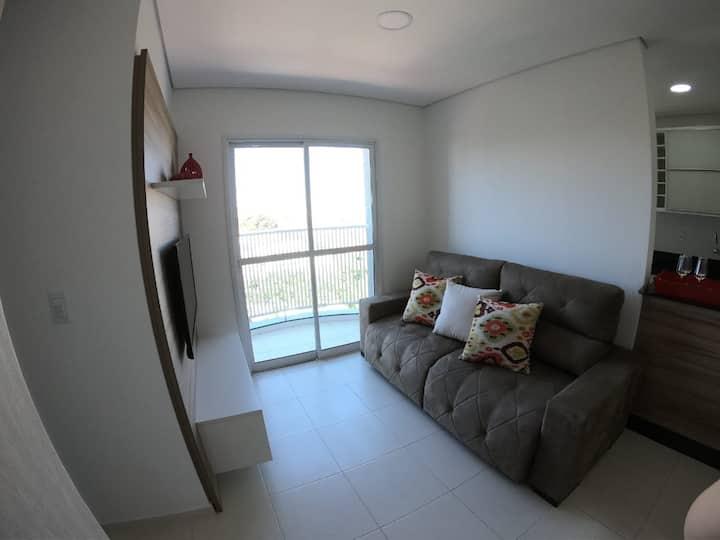 Apartamento 2 dormitórios próximo ao Aeroporto