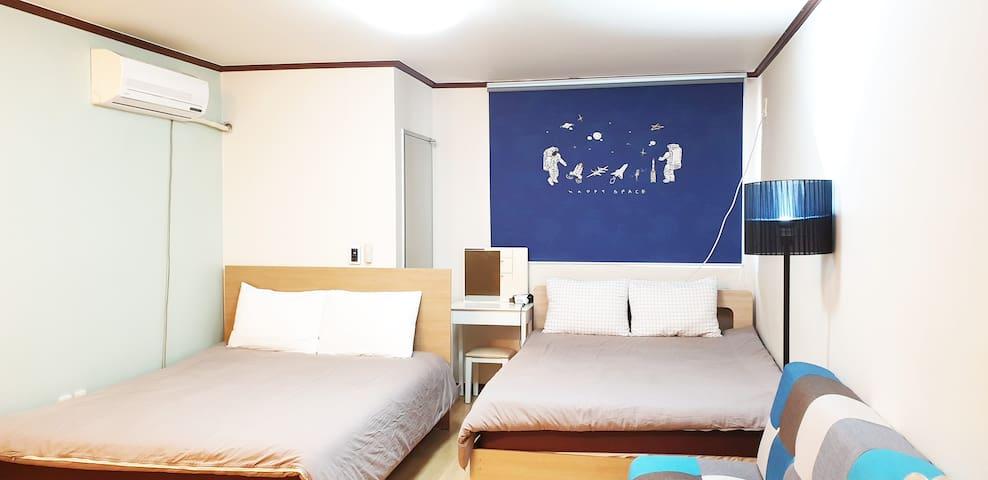 #1 Cozy House [Seoul STN 3 min]