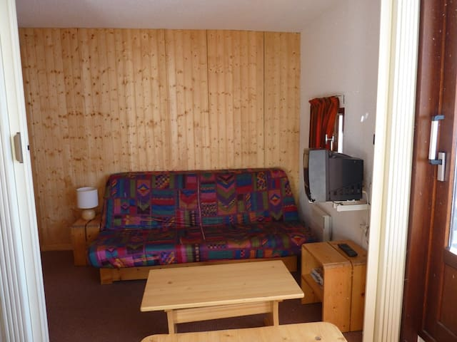 Orsiere self catering apartment for 5 in Val Thore