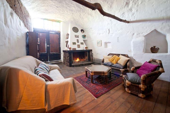 Maravillosa Casa Cueva en entorno rural - Fasnia - Casa-Terra