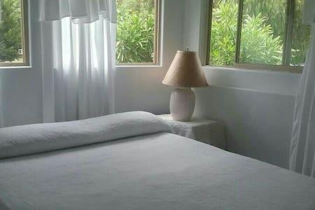 Studio, tropical outdoor shower - Waimea - Διαμέρισμα