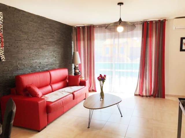 Appartement 4 personnes - centre Cassis - Parking - Кассис - Квартира