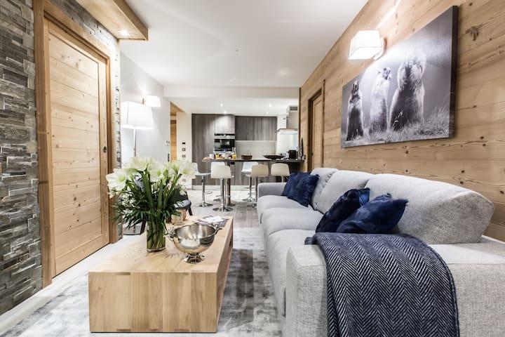 Offre spéciale -25% - KC03 Keystone Lodge - Saint-Bon-Tarentaise - Daire