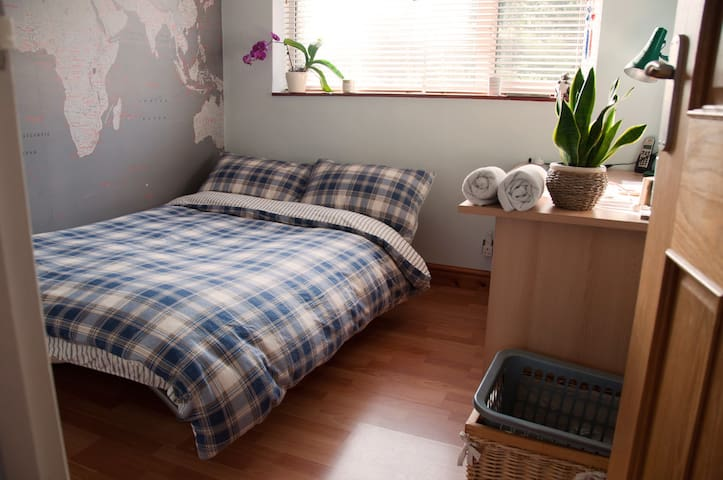 Small Double 2 mins to Twyford Station - Twyford - Appartement