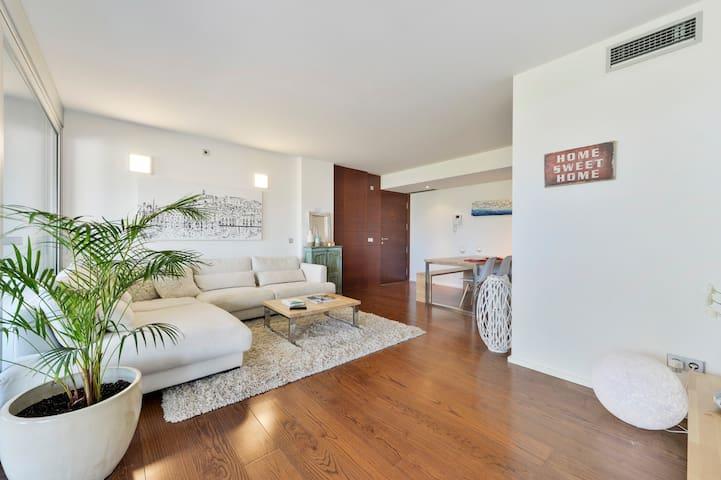 Amazing and luxury apartment in Marina Botafoch - Eivissa - Apartemen