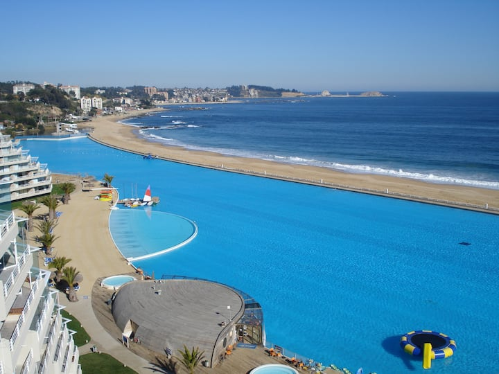 Resort San Alfonso del Mar, Edificio Timonel