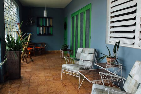 """Casa Ficus"" comfortable mid century modern home - Caguas - Σπίτι"