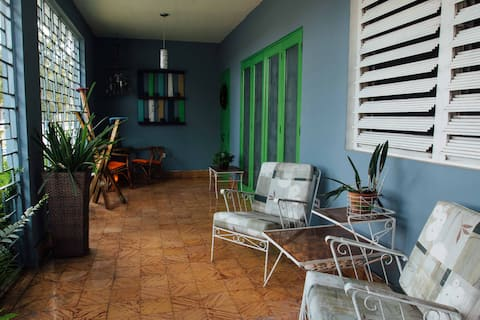 """Casa Ficus"" comfortable mid century modern home"