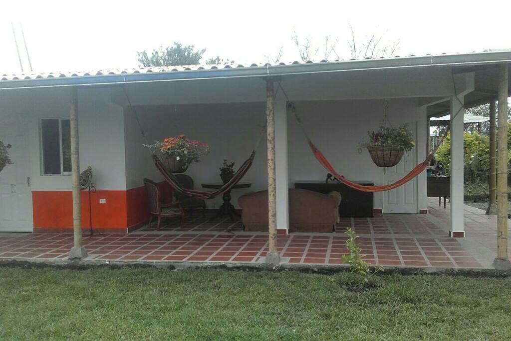 Rincón de Hamacas