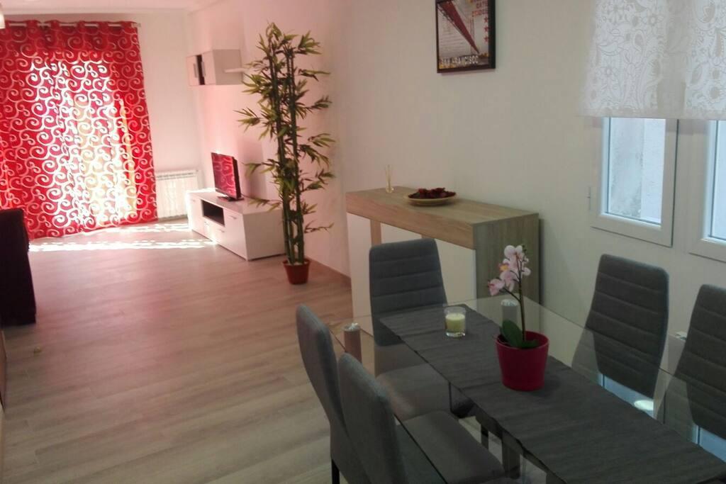 Apartamento c ntrico y tranquilo para 4 apartamentos en alquiler en valladolid castilla y - Apartamento alquiler valladolid ...