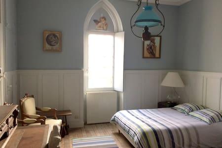 La Chapelle : Chambre de charme indépendante