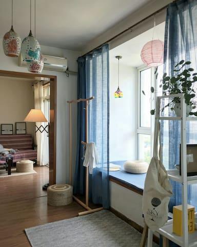 【杭间,这里。】 西湖之北/宝石山下/毗邻浙大的温馨公寓整套出租 - Hangzhou - Appartement
