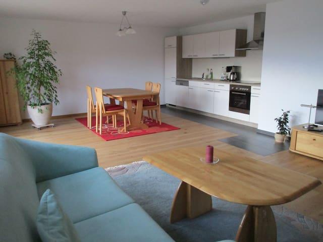 Moderne, ruhige Ferienwohnung für 1-4 Personen