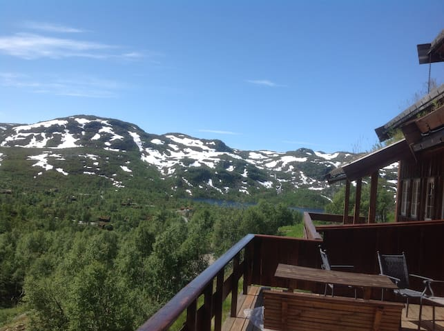 Vågsli - cabin near Hardangervidda National Park - Vinje - Cabin