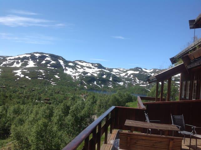 Vågsli - cabin near Hardangervidda National Park - Vinje - Cabaña