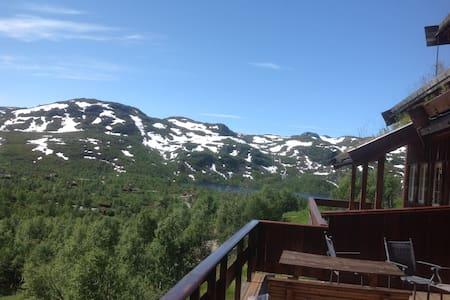 Vågsli - cabin near Hardangervidda National Park - Vinje - Stuga