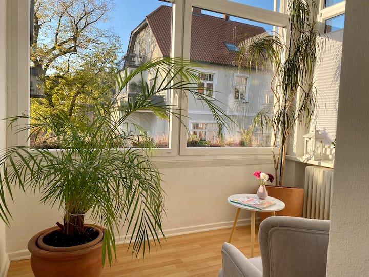 Schöne 2,5 Zimmer-Wohnung, nahe Altstadt und Wald