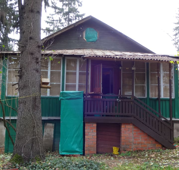Дом на природе, 15 км от МКАД