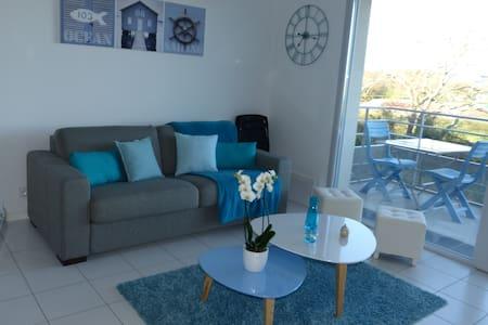 Appartement Moderne - Neuf - Résidence calme -WIFI - Larmor-Plage