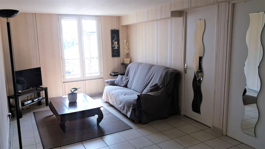 appartement au coeur de la capitale du Champagne - Épernay - Apartment