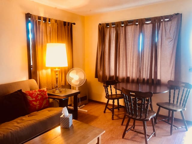 Modest Woodside Suite #5 in Downtown Homer
