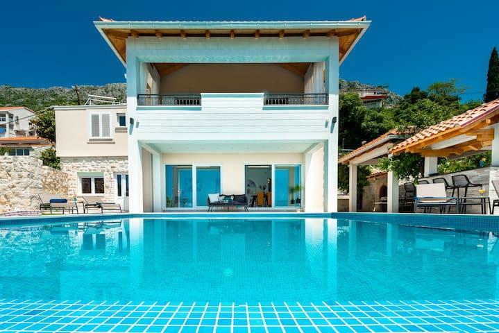 Luxury Villa Vesna - Magnificent sea views