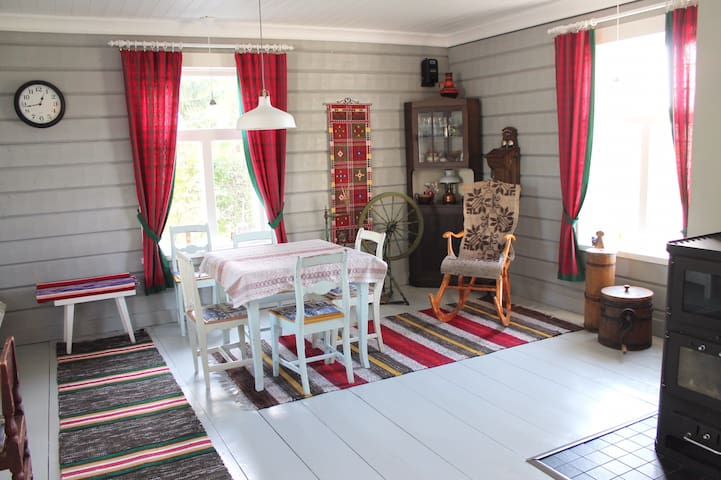 Cozy guest house near route E8