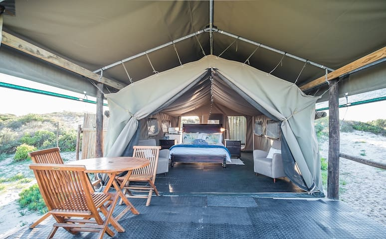Fork North Luxury Tent