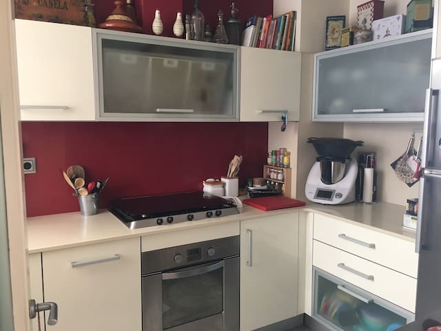 Precioso Apartamento, acogedor cerca de Barcelona - Vilassar de Mar - Flat