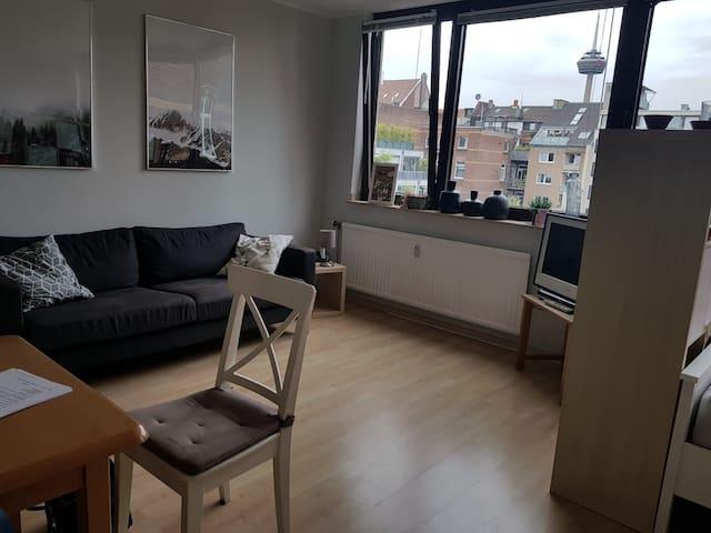 Großartige Wohnung im Belgischen