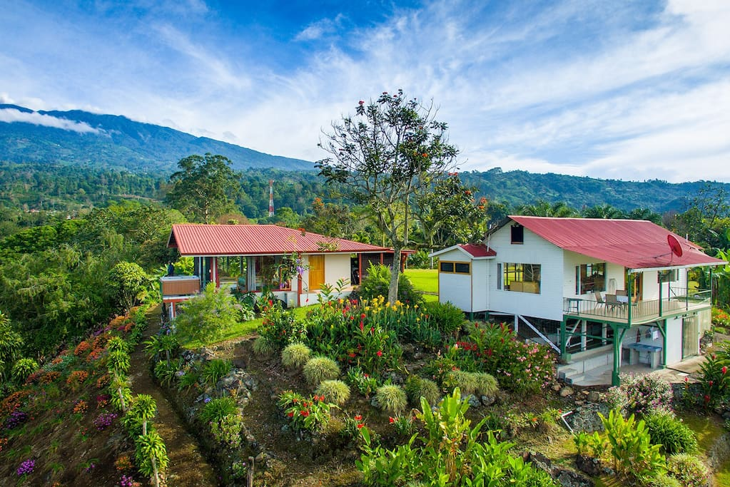 Tranquility point case in affitto a turrialba cartago for Case affitto costa rica