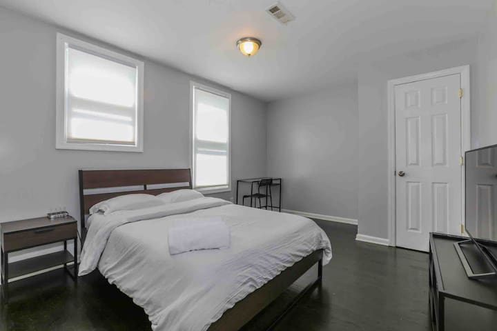 TOP RATED STAY NEAR BETH ISRAEL AND NEWARK AIRPORT